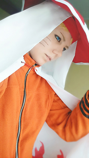 Naruto Hokage Cosplay by a4th on DeviantArt