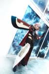 Lightning Cosplay (Final Fantasy XIII)