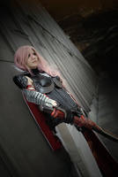Lightning Cosplay by a4th