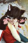 Dazai Osamu Cosplay (Bungou Stray Dogs)
