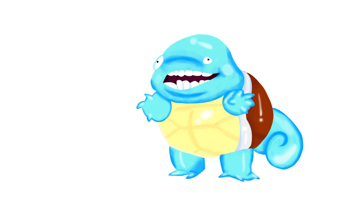 Moving squirtle gallery - Derpy squirtle ...
