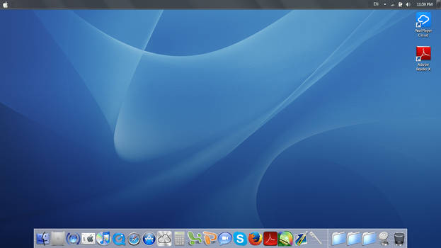 Mac OS X Corsac