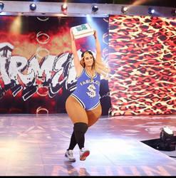 wwe Carmella with big hips  by willrichjimmy