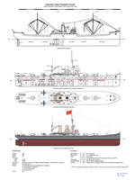 Quick Build Protected Cruiser by Loupy59