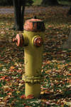 Fire Hydrant Stock