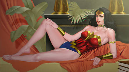 Wonder Woman by botslim