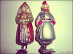 Vintage toys by UkkiRainbow
