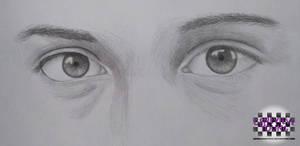 Eyes That Show Kaleidoscopes by GenniGenevieve