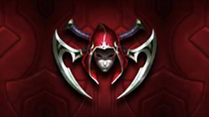 League of Legends Wallpaper ~ Assassin by GenniGenevieve