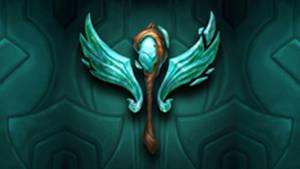 League of Legends Wallpaper ~ Support by GenniGenevieve
