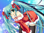 Christmas Miku Hatsune