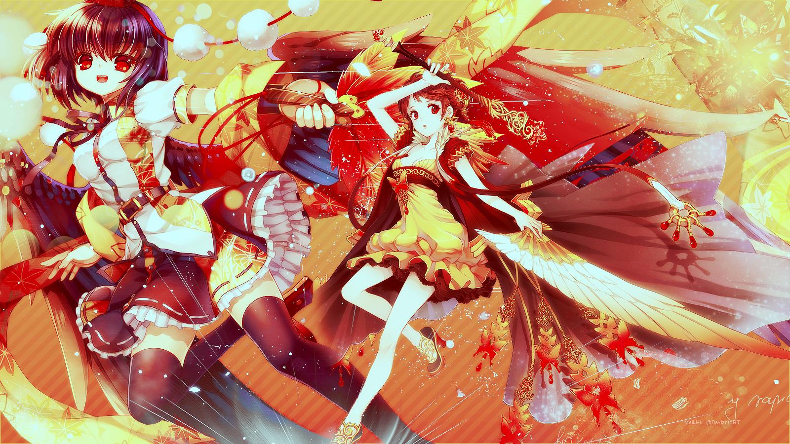 Anime Autumn Wallpaper 321318159 on Autumn Word Search