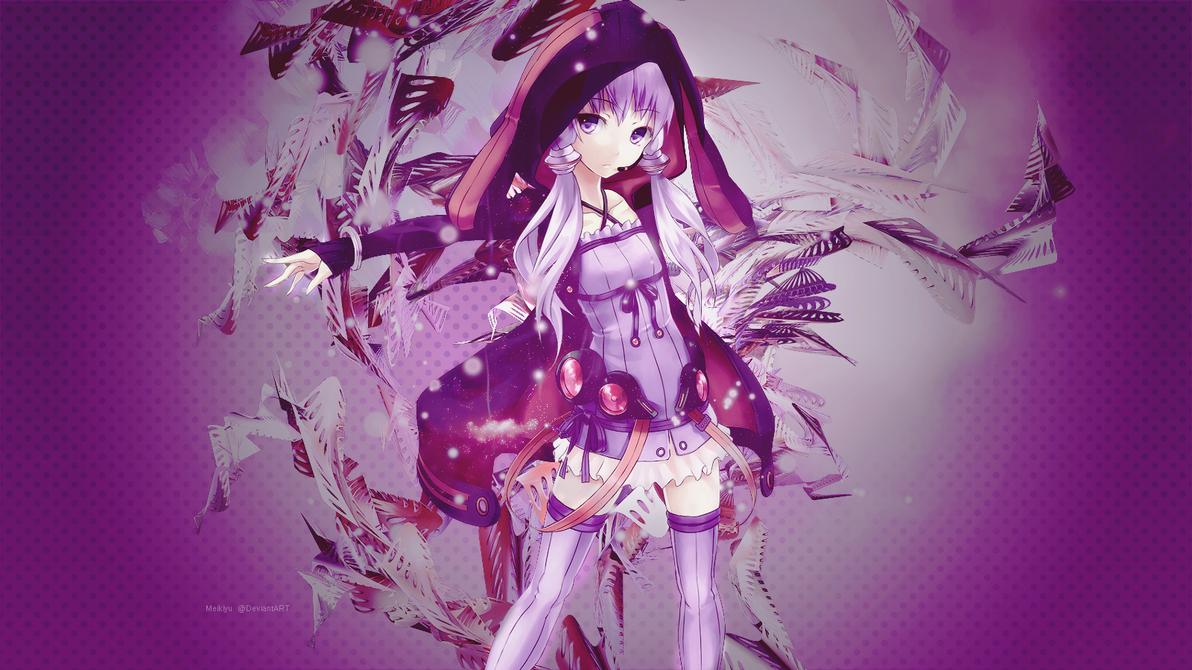 RPG MAGIC SCHOOL Yuzuki_yukari_wallpaper_by_meikiyu-d5brrme