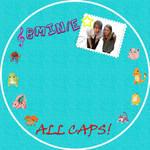 All Caps Album CD by Obliviatethemoon
