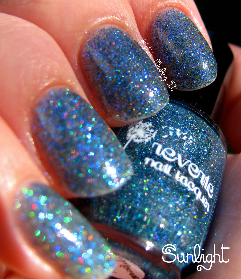 Reverie Nail Lacquer: Mermaid Scales by Insaniac1126