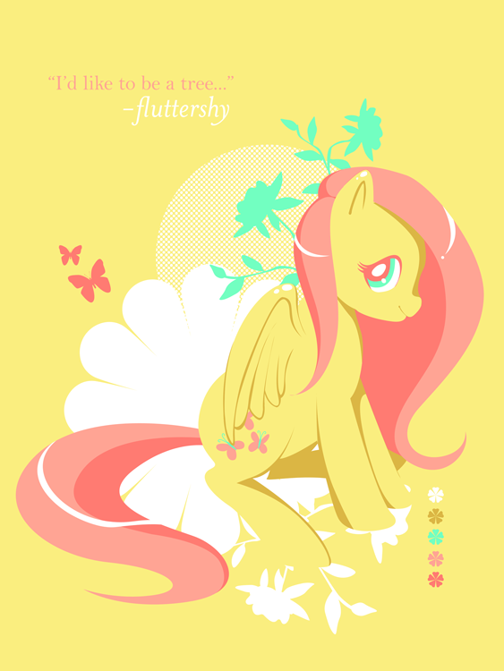 fluttershy by boxdrink