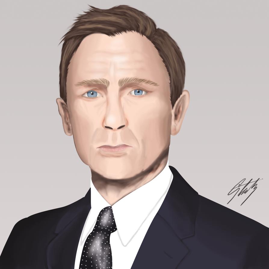 James Bond 007 by C-Bernhard