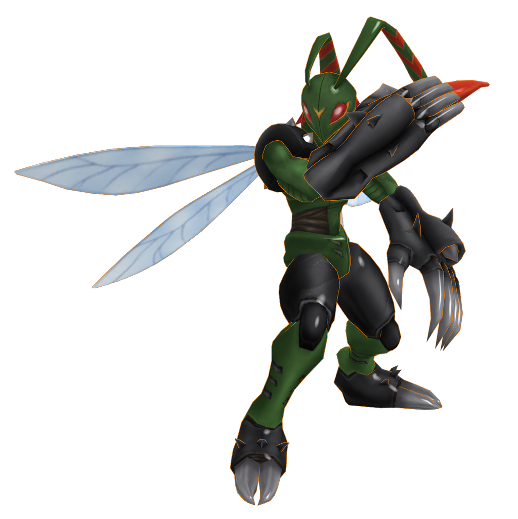 digimon stingmon - photo #5
