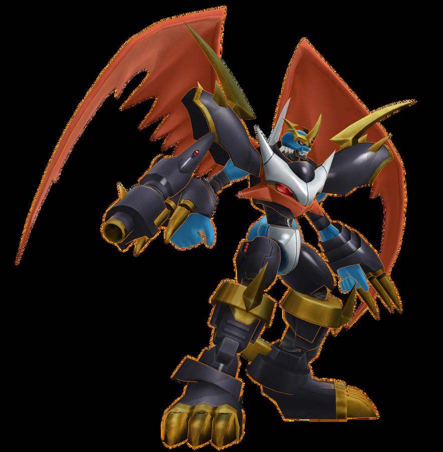 Digimon LinkZ - Imperialdramon FM by renzo-senpai on ...