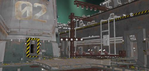 Mobius Final Fantasy - Mako Reactor 2