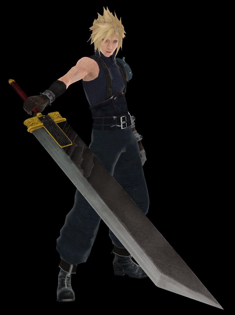 Mobius Final Fantasy - Cloud by renzo-senpai on DeviantArt