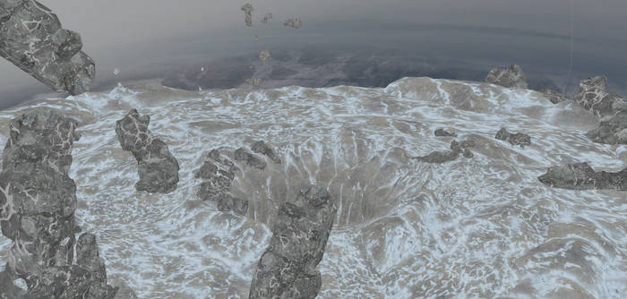 [MMD] Mobius - Northern Crater