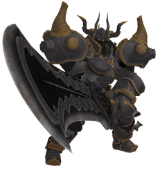 [MMD] Mobius - Magitek Colossus