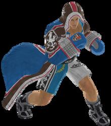 [MMD] Tekken Mobile - Steve (4 Stars)