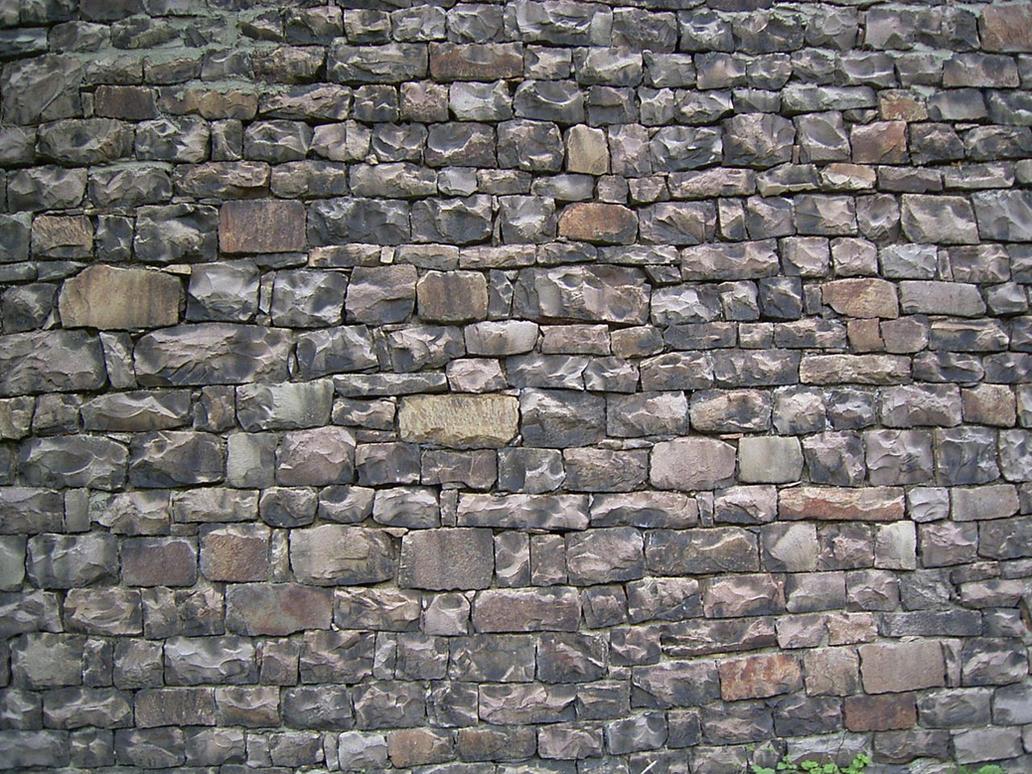 Wall by Mezzochan-Stock