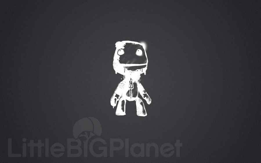 Little Big Planet Wallpaper: LittleBigPlanet Wallpaper By Babkock On DeviantArt