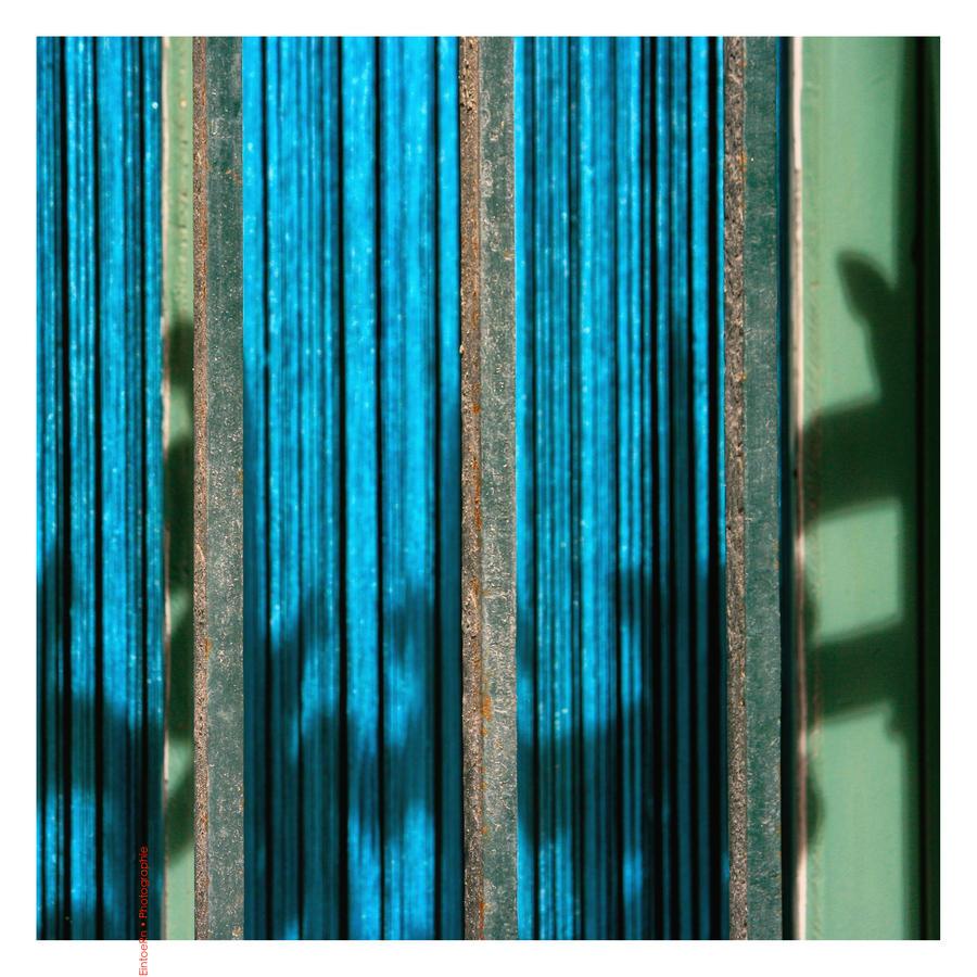 Behind Bars by EintoeRn