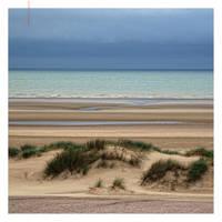 Low Tide Morning In October by EintoeRn