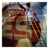 Deconstructing Lighthouses - West Hinder Lightship