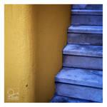 blue steps of doom