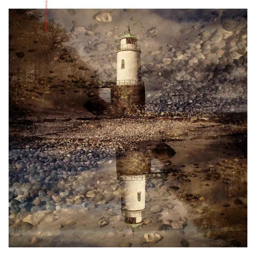 Deconstructing Lighthouses - Taksensand by EintoeRn
