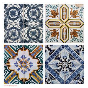 azulejos de Santarem