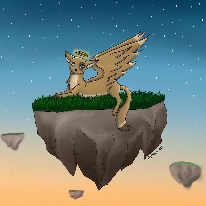 Angel by Captain-Zeko