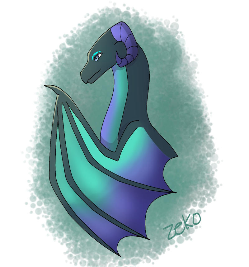 Dragon Persona by Captain-Zeko