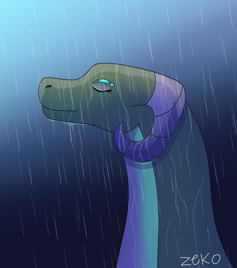Rain by Captain-Zeko