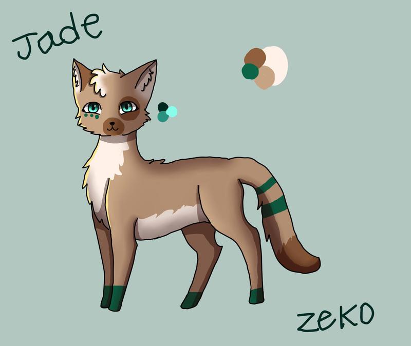 Jade Design by Captain-Zeko