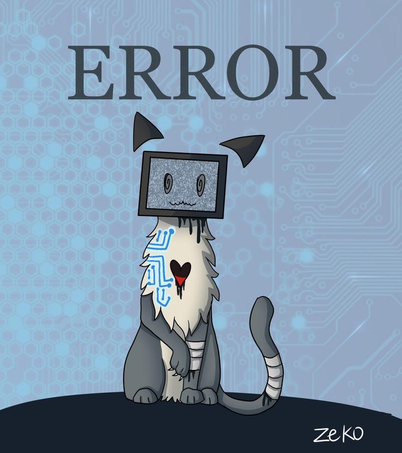 Error by Captain-Zeko