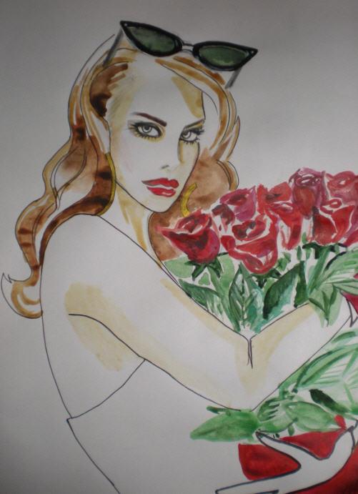Lana Del Rey by Olesja22