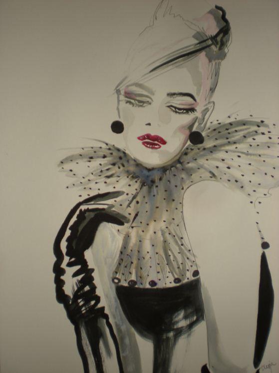 Veil Collar by Olesja22