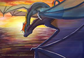 Rainbow Love by Dragonzeek1