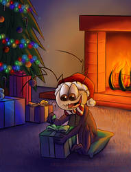 A Bug's Christmas