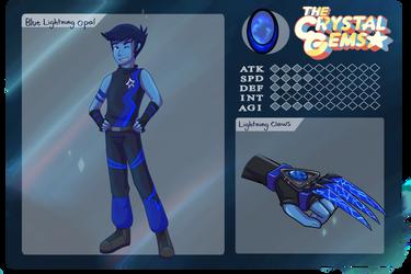 Blue app-TCG