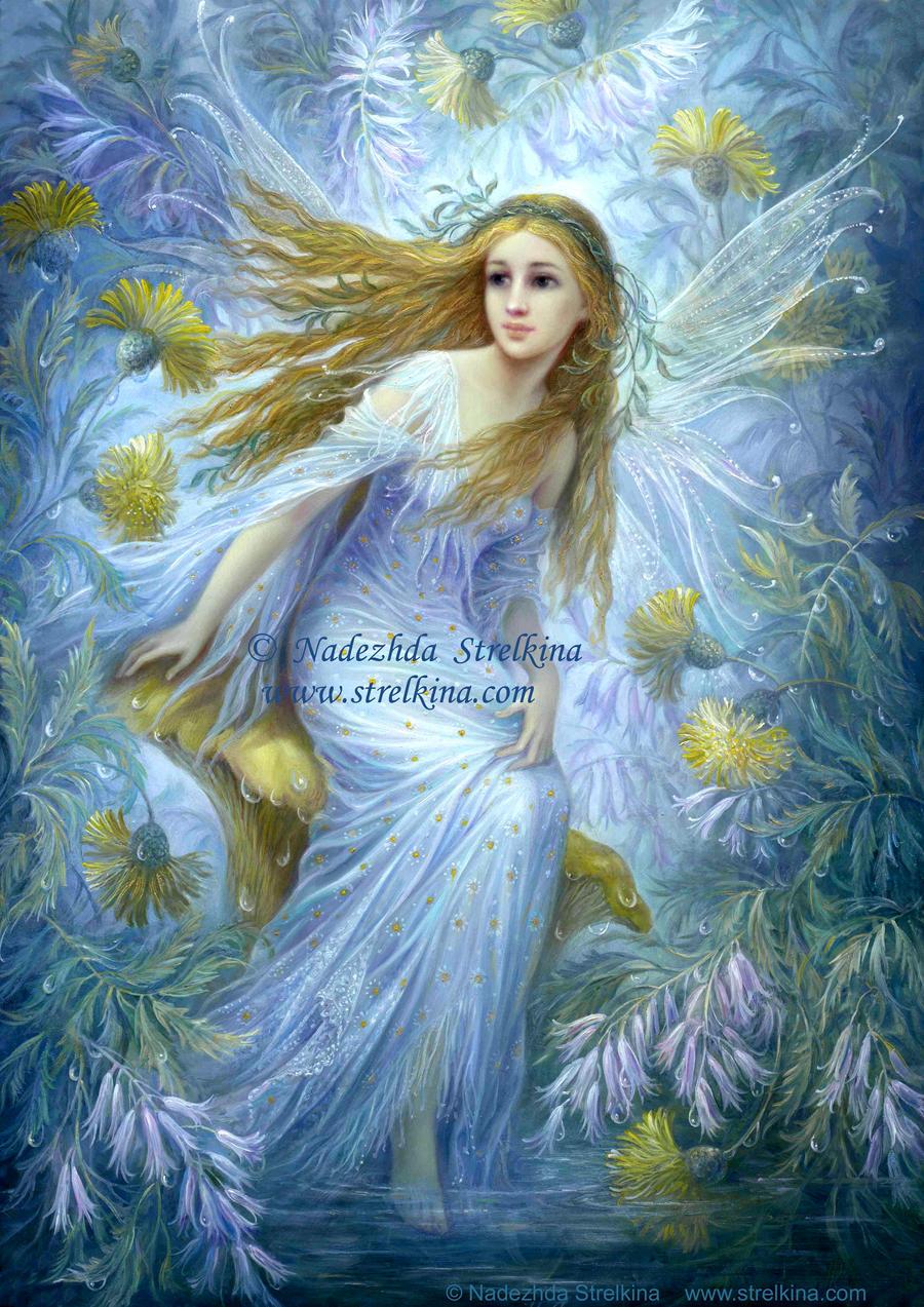 Dream Fairy By Fantasy Fairy Angel On Deviantart