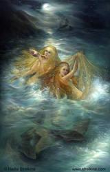 Mermaids by Fantasy-fairy-angel