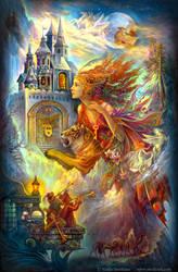 Fairy key by Fantasy-fairy-angel