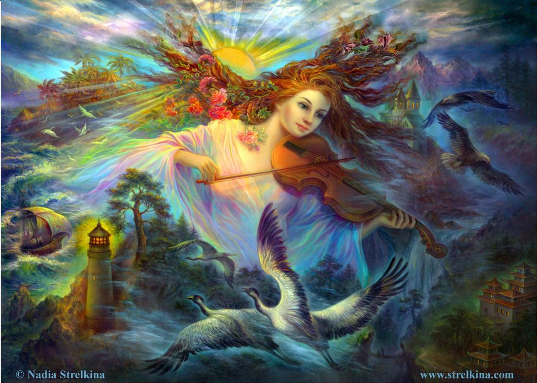 Peace on Earth by Fantasy-fairy-angel